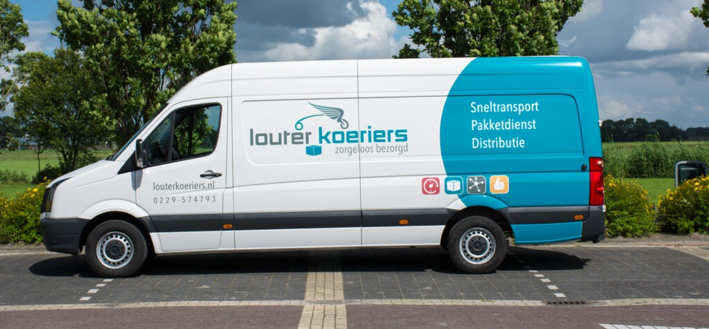 Louter-koeriers